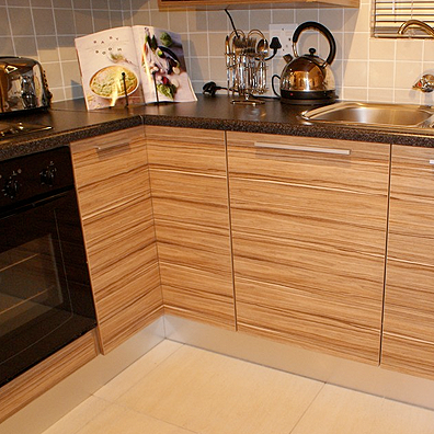 melamine veneer kitchens